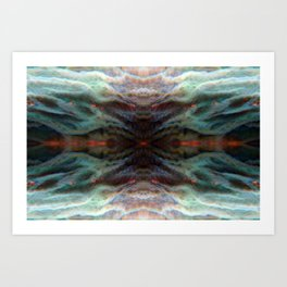 Portal 42 Art Print