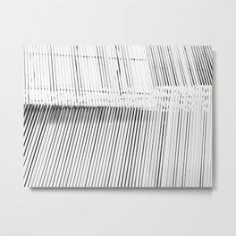 Kall Metall Metal Print