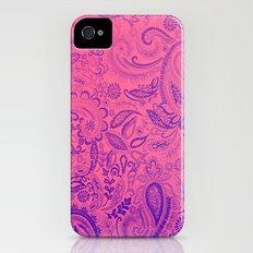 Ombre Paisley iPhone (4, 4s) Slim Case