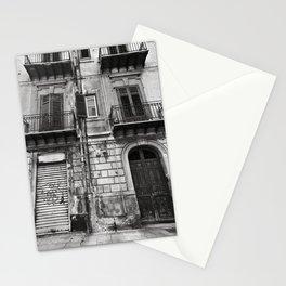 Urban Sound of Palermo Stationery Cards