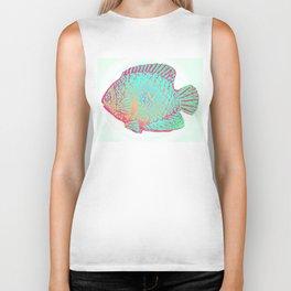 Sunfish Colors Biker Tank