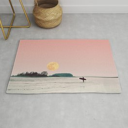 surfs up Rug