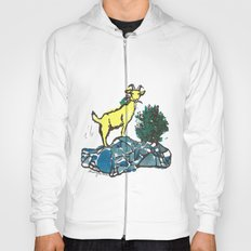 Goatie McGoatersons (colored version) Hoody