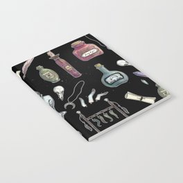 Witches' Stash Notebook