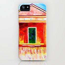 Old 1830s sandstone building NSW Australia iPhone Case
