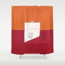 Index (2) Shower Curtain