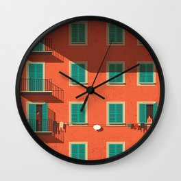 Shyness Wall Clock