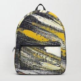 Cosmic yellow YG Backpack