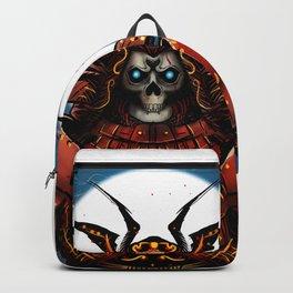 Skull Samurai Backpack