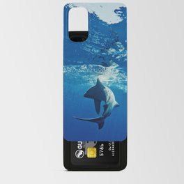 Shark Swimming Android Card Case