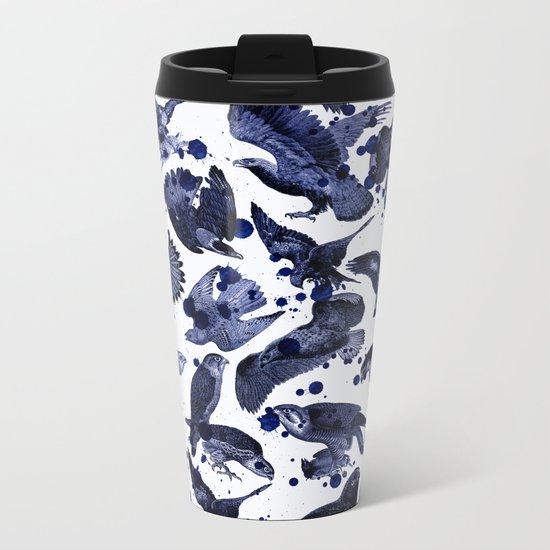 BirdRey Metal Travel Mug