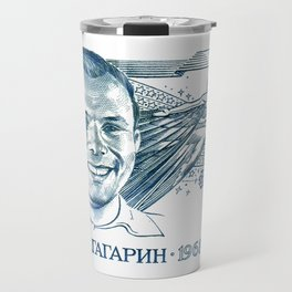 GAGARIN SPACE ODYSSEY Travel Mug