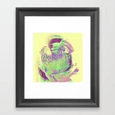 Guapo Framed Art Print