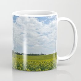 Abandoned Barn in the English Countryside Coffee Mug