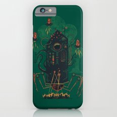 Not with a whimper but with a bang iPhone 6 Slim Case