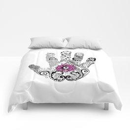 Solution - Flower Comforters