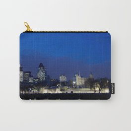 Tower of London at night Carry-All Pouch