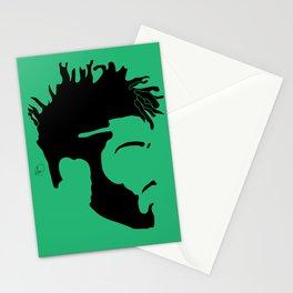 light green Stationery Cards