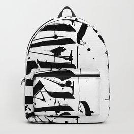 CALLIGRAPHY N°4 ZV Backpack