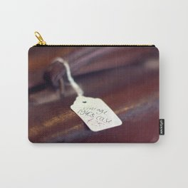 'Vintage 1940s case £25' Carry-All Pouch