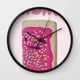 Nom Wall Clock