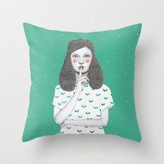 Lorena Throw Pillow