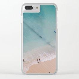 Waikiki Clear iPhone Case