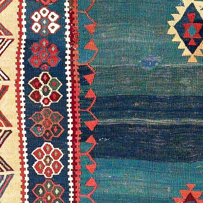 Sivas Antique Turkish Niche Kilim Print Leggings