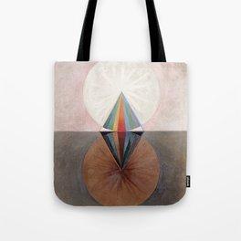 Hilma af Klint Group IX/SUW The Swan No. 12 Tote Bag