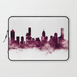 Melbourne Skyline Laptop Sleeve