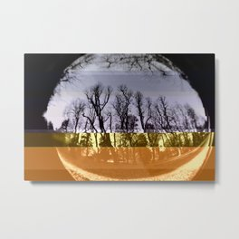 Trip on series #1 Metal Print