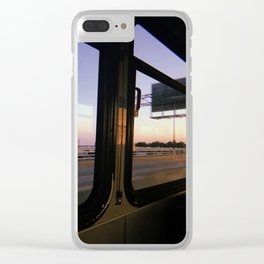 PSSNGR I.2 Clear iPhone Case