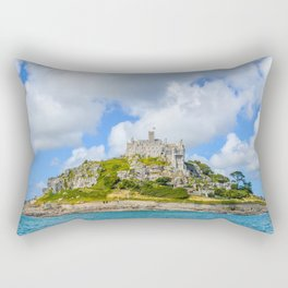 St Michael's Mount (11) Rectangular Pillow