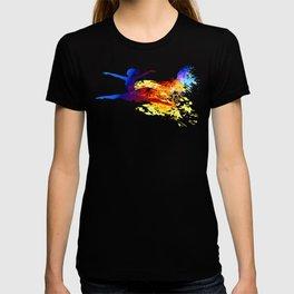 Ballet dancer jumping T-shirt