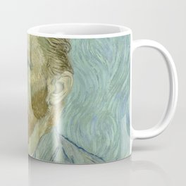Van Gogh Portrait Coffee Mug