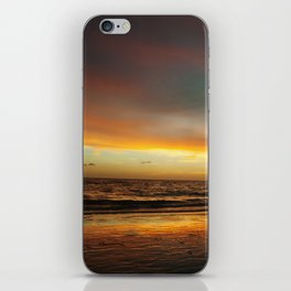 Florida Beach Sunset iPhone Skin