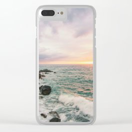 It will be a better day Clear iPhone Case