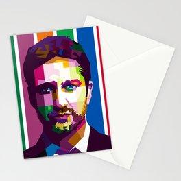 Gerard Butler Stationery Cards