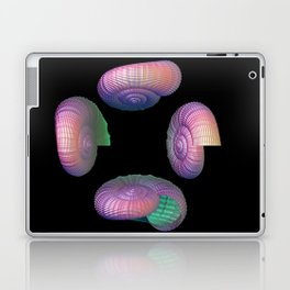 Four Shells Laptop & iPad Skin