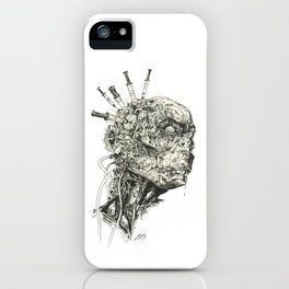 Growing Insanity iPhone Case