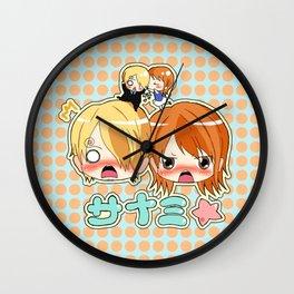Sanji & Nami Wall Clock