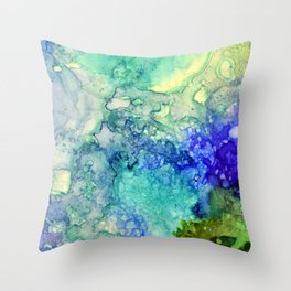 As above so below II Throw Pillow