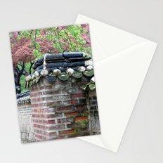 secret garden 4 Stationery Cards