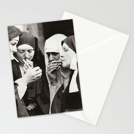 The Great Nuns Stationery Cards