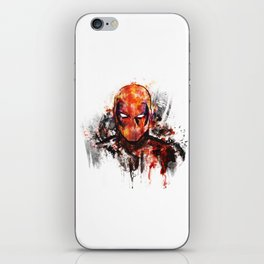 dead one iPhone Skin