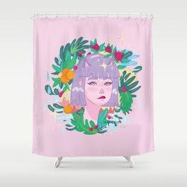 Oh hai Shower Curtain