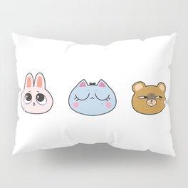 metou mascots Pillow Sham