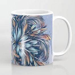 Night Cat Witch Coffee Mug