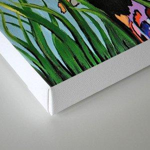 Wiz Canvas Print