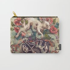 Dust Bunny Carry-All Pouch